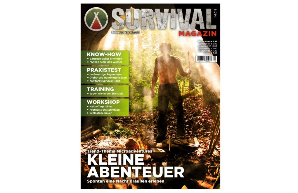 Survival Magazin- 1:2018