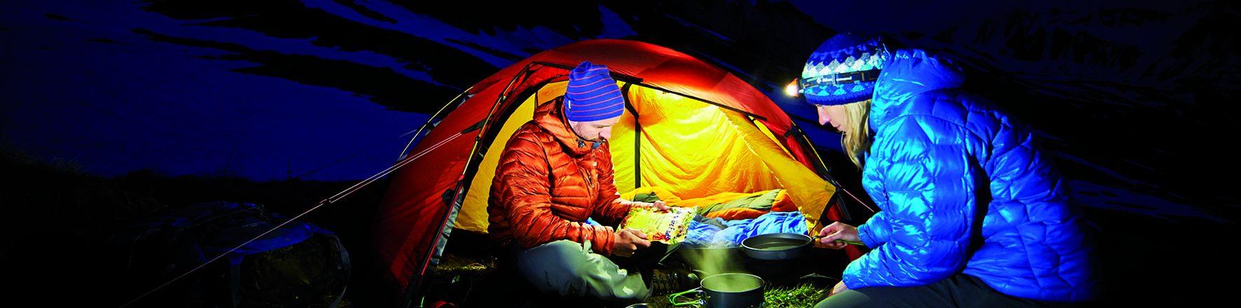 Outdoor-Beleuchtung bei wolfaround