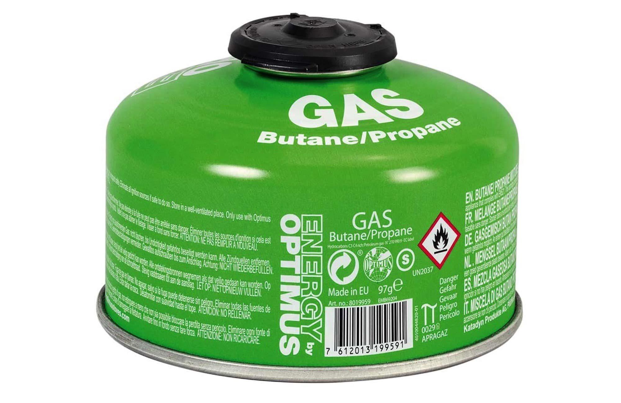 Optimus-Gaskartusche-100g