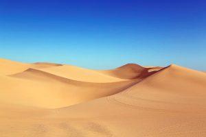 Erste-Hilfe-Set für die Wüste
