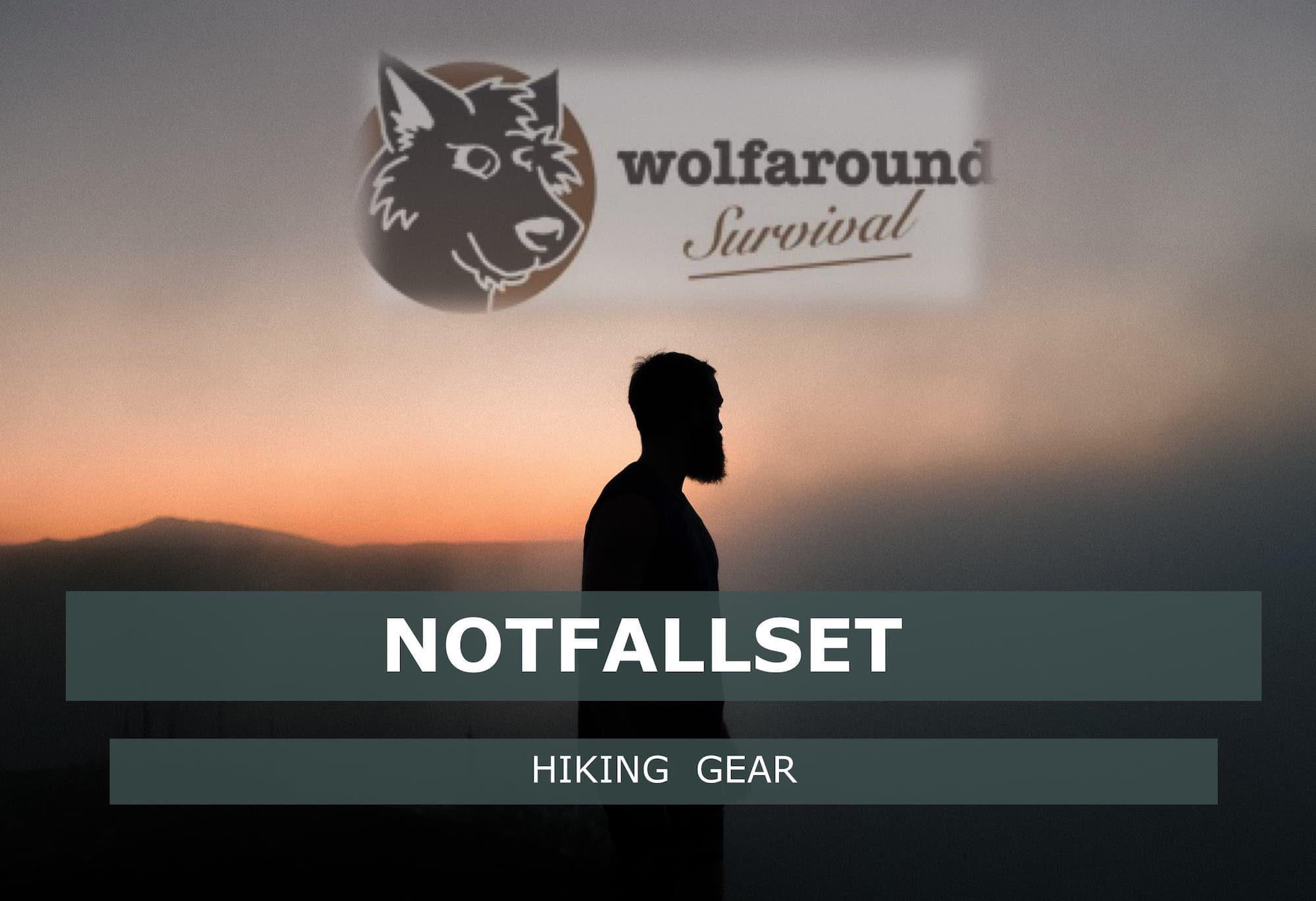 Notfallset-Hiking Gear