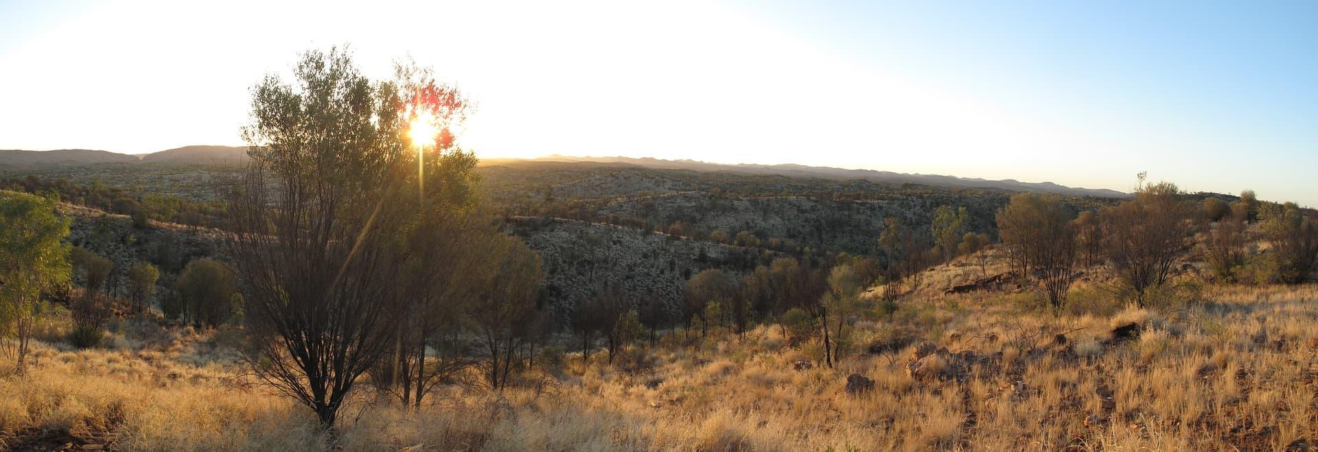 Frau in Alice Springs gefunden