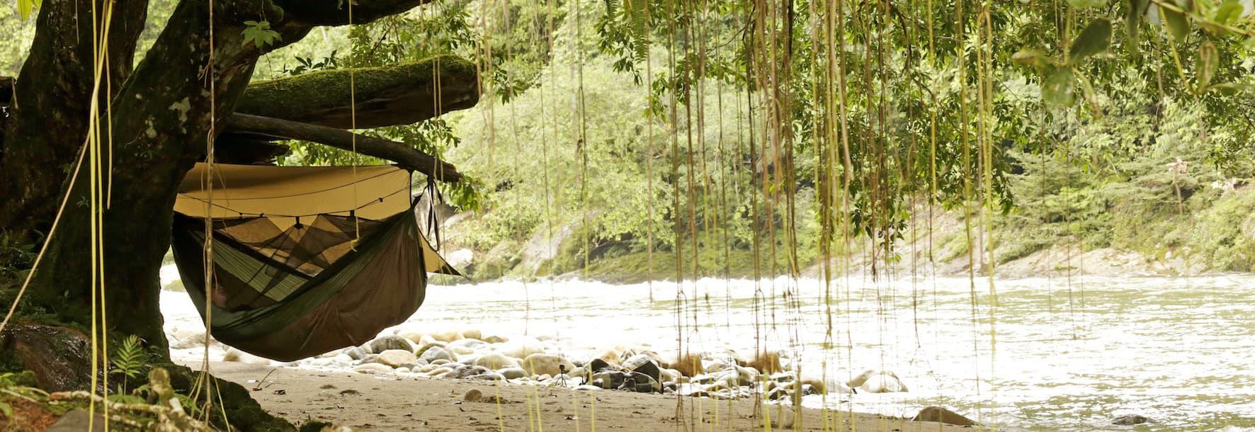 Amazonas UL_Hängematten